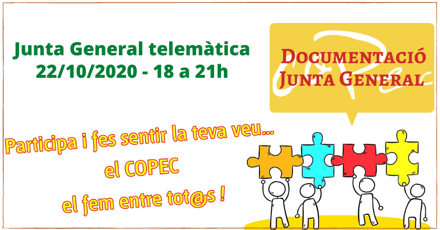 DOCUMENTACIÓN JUNTA GENERAL 2020